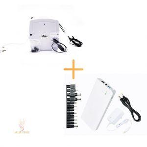WiBox & Laptop Power Bank